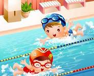 deti_plavajut_risunok